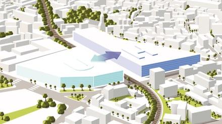 Hôpital Grand Paris Nord : l'AP-HP se prépare à dépolluer l'ancien site PSA