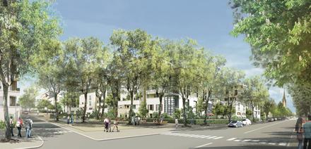 Fontenay-aux-Roses : confirmation des urbanistes de la ZAC des Paradis pour la phase réalisation
