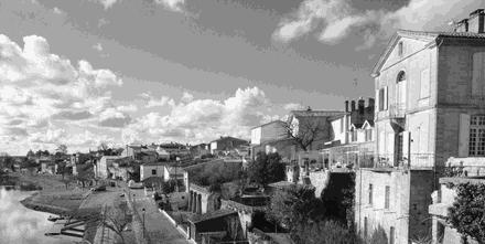 Gironde : une concession d'aménagement pour requalifier le centre de Castillon-la-Bataille